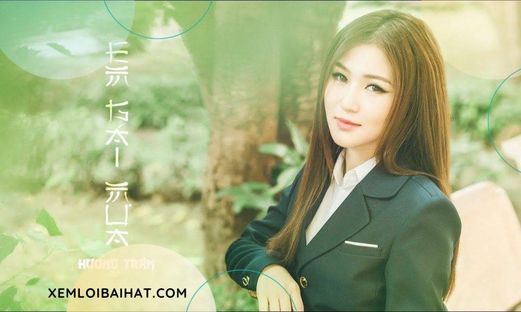 Lời bài hát em gái mua của Hương Tràm